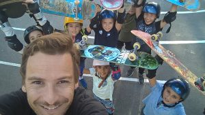 educateur sportif kids skate school adrien maigne